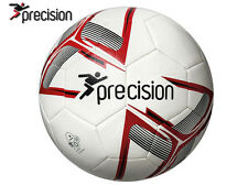 *BRAND NEW* PRECISION TRAINING - FUSION TRAINING FOOTBALL - WHITE/RED/BLACK