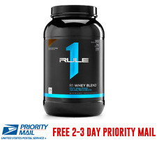 Rule One Proteins - R1 Whey Blend 100% Whey Protein 2lb - 28 Servings