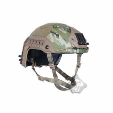 Tactical FMA Maritime Multicam Camo Protective ABS HELMET for airsoft paintball