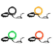 7mm 6ft Regular Leg Rope Surfboard Surfing Leash with Padded Ankle Strap
