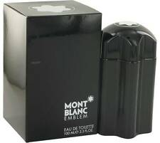 Montblanc Emblem by Mont Blanc For Men 100% Authentic Colognes Variety Volumes