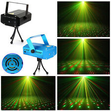 NEW Mini R&G Laser Projector Stage Lighting DJ Disco Party Club Show Stage light