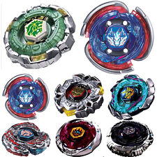 Rare Beyblade Fusion Top Metal Fight Master 4D Rapidity Launcher Set Child Toys