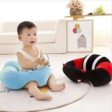 Nursing Pillow U Shaped Cuddle Baby Seat Infant Safe Dining Chair Cushion New