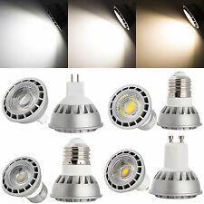 High Power 15W E27/GU10/MR16 Dimmable LED Spotlight COB Lights Bulb CREE Lamp