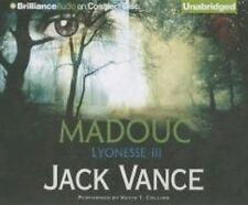 Madouc by Jack Vance Compact Disc Book (English)