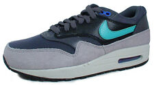 Nike WMNS AIR MAX 1 ESSENTIAL 599820-023 'DARK GREY/ BL-BLK' sz 7.5, 10
