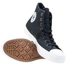 Converse Chuck Taylor All Star Ii Unisex Trainers Black White Branded Footwear