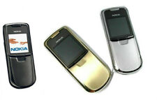 "Nokia 8800 1.7"" 64MB GSM AT&T Unlocked TFT Cell Phone Black/Silver/Gold"
