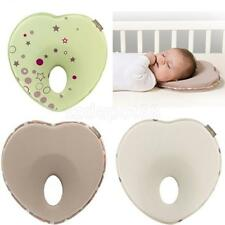 Baby Newborn Infant Pillow Memory Foam Cotton Prevent Flat Head for 0-18M