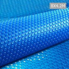 Solar Swimming Pool Cover Bubble Blanket 8m X 4.2m