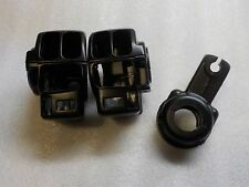 HARLEY DAVIDSON OEM STOCK FL TOURING HANDLEBAR SWITCH HOUSING SET