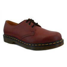Dr. Martens 1461 Unisex Shoes Cherry Red New Shoes