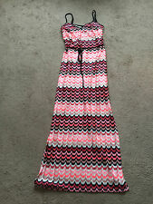 BNWT Ladies Multi New Look Maxi Dress Size 12