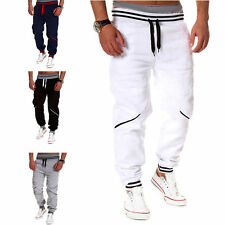 Mens Comfty Jogger Dance Sportwear Baggy Harem Pants Slacks Trousers Sweatpants