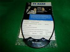 "TV Ears  2.3 MHz  "" Headset ""    NEW"