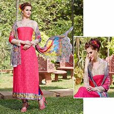 ANARKALI SALWAR KAMEEZ DESIGNER PAKISTANI BOLLYWOOD INDIAN SALWAR SUIT DRESS