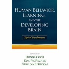 Human Behavior Learning Developing Brain Coch Fischer Dawson Guil. 9781593851361