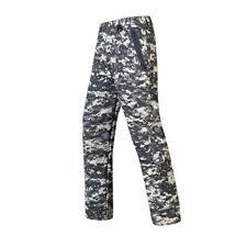 Men's Tactical Cargo Pants Combat Army Military  Camouflage Waterproof Trousers