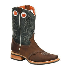 New Mens Africa Oxido Western Cowboy Leather Boots BONANZA 51908 Size 6-12 (D, M