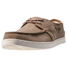 Toms Culver Mens Boat Shoes Toffee New Shoes