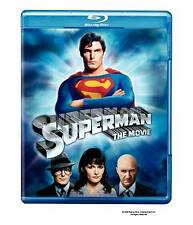 SUPERMAN The Movie (Blu-ray Disc, 2006) Brand New Factory Seal