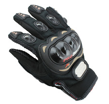 New Motorcycle Gloves Moto Racing Gloves Knight Leather Ride Bike Driving