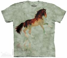 Forest Stallion T-Shirt from The Mountain - Adult S - 5X