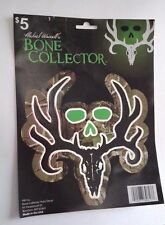NEW Bone Collector Michael Waddell The Brotherhood Official Camo Antlers Decal