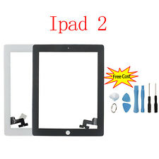 New For iPad 2 2nd A1395 A1396 Touch Screen Digitizer Glass Repair Parts