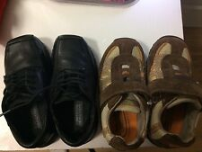 3-5 yrs old kid shoe timberland/ kenneth cole reaction new