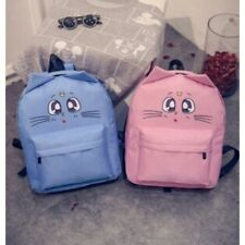 wholesale women shoulder bag cat ear canvas cute school bags backpacks teenage g