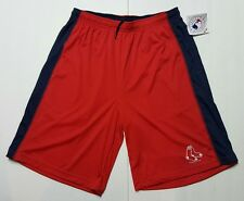 Boston Red Sox Mens Navy/Red Performance Athletic Team Shorts: M-2XL