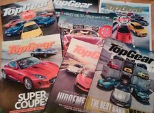 TOP GEAR MAGAZINE MONTHLY SUBSCRIBERS EDITION ISSUES 250-265 Fathers Day Idea