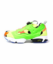 [Reebok Limitted] INSTAPUMP FURY OG SPLASH SQUIRT GUN YELLOW/GREEN Unisex BD1538
