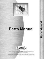 Ford Sherman F9 Backhoe Attachment Parts Manual