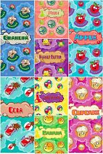 Scratch and Sniff Stickers - DR STINKY Scratch n Sniff - Scent - Favours - Merit