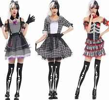 Sexy Naughty French Maid Halloween Costume Zombie Role Play Cosplay Hot Lingerie