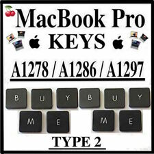 " Apple MacBook Pro Keys  13"" A1278 Unibody Keyboard  Key / Keys + Type 2 Clip"