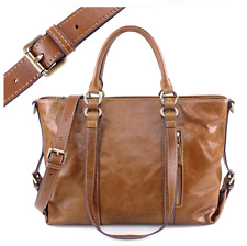 Fashion Women Handbag Large Soft Genuine Leather Shoulder Bag Messenger Tote F/S