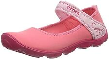 crocs Duet Busy Day Mary J Jane (Little Kid/Big Kid) 2 M- Pick SZ/Color.