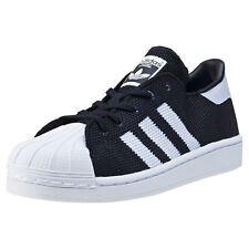 adidas Superstar C Kids Trainers Black White New Shoes