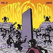 Punk-O-Rama Vol 6 CD -Epitaph/NOFX/Rancid/ALL/Bad Religion/Descendents/Pennywise