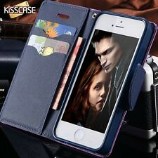 For iPhone 4 Cases 4S 4G Fashion Candy Color PU Leather Case For Apple iPhone 4