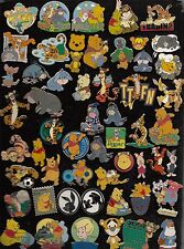 07 Disney Pin Pins ,Walt World, Disneyland CHOOSE: WINNIE THE POOH, TIGGER
