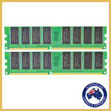 KLLISRE DDR1 2GB kit (2*DDR1 1GB) 400MHz PC3200 DDR 184-PIN- Manufacturer Direct
