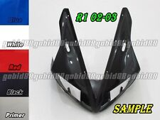 Injection molding Front Head Upper Top Fairing for Yamaha YZF R1 02-03 88#G