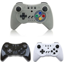 Bluetooth Wireless U Pro Remote Controller Handhold Gamepad For Nintendo Wii U
