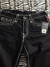 True Religion Ricky W Flap Super T Jeans Orig $318.00