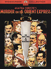 Murder on the Orient Express (DVD, 2004) GREAT SHAPE